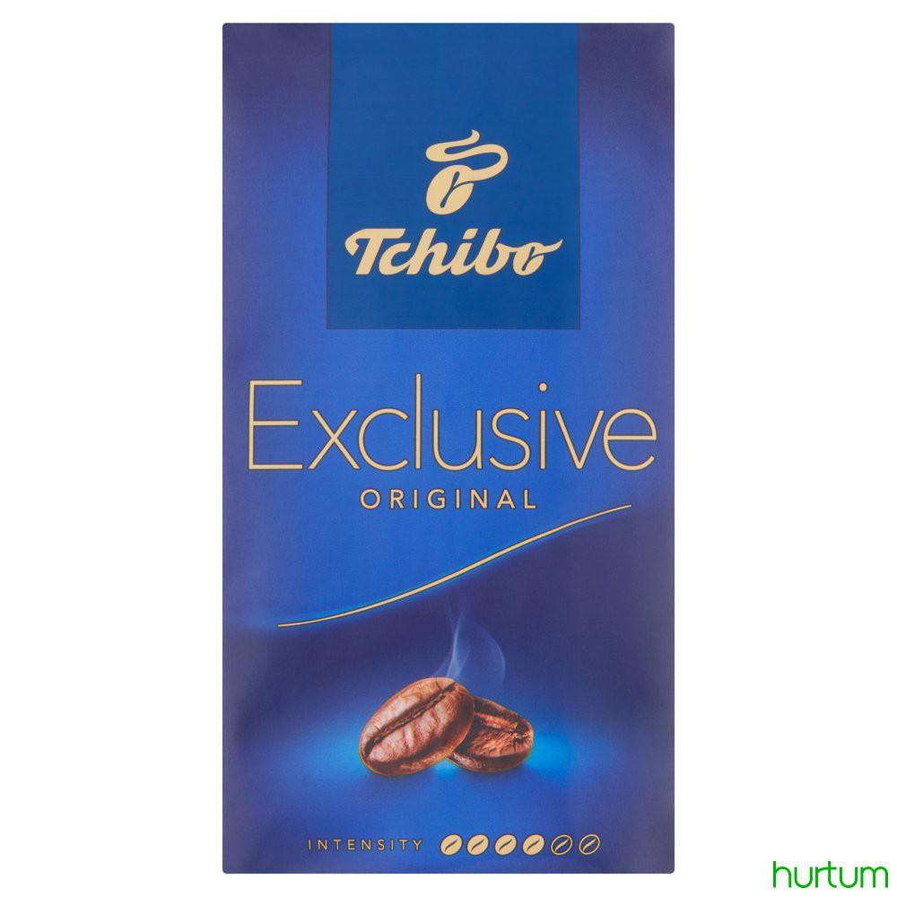 Tchibo Exclusive Original Kawa Palona Mielona 500 G W Hurtum Pl
