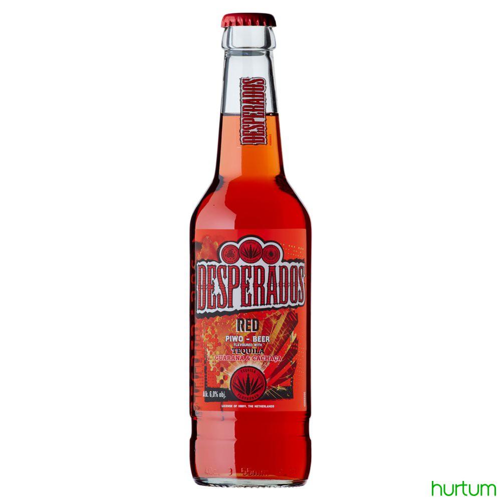 Desperados Red Piwo Aromatyzowane 400 Ml W Hurtum Pl